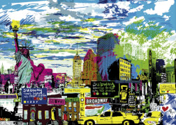 HEYE Puzzle - Kitty McCall - I Love New York! - 1000 Teile