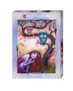 HEYE Puzzle - Jeremiah Ketner - Wishing Tree - 1000 Teile