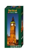 HEYE Verticalpuzzle - Big Ben - 1000 Teile