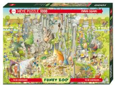 Puzzle Jurassic Habitat Standard 1000 Teile
