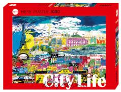 Puzzle I love Paris! Standard 1000 Teile