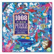 Puzzle, Unter der Oberfläche 1008 Teile