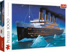 Puzzle 1000 Teile - Titanic