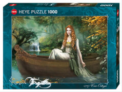 HEYE Puzzle New Boat Standard 1000 Teile