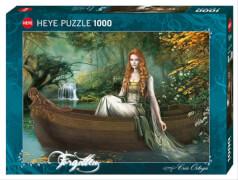 HEYE Puzzle New Boat Standard 1000 Teile