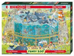 HEYE Puzzle Ocean Habitat Standard 1000 Teile
