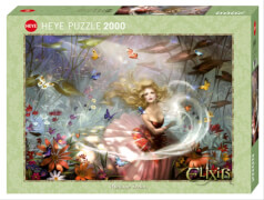 HEYE Puzzle Make a wish! Standard 2000 Teile