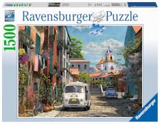 Ravensburger 16326 Puzzle Idyllisches Südfrankreich 1500 Teile