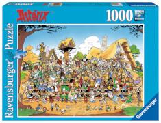 Ravensburger 15434 Puzzle Asterix Familienfoto 1000 Teile