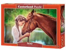Spielwaren: Great Friendship, Puzzle 500 Teile