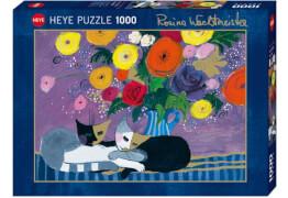 Puzzle Sleep Well! Standard 1000 Teile