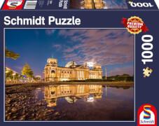 Schmidt Puzzle 58336 Reichstag, Berlin, 1000 Teile, ab 12 Jahre