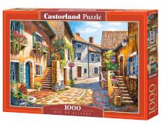 Spielwaren: Rue de Village, Puzzle 1000 Teile