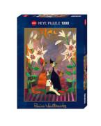 Puzzle Lilies Standard 1000 Teile