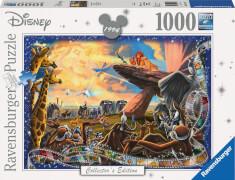 Ravensburger 19747 Puzzle König der Löwen 1000 Teile