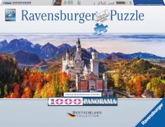 Ravensburger 15161 Puzzle: Schloss Neuschwanstein 1000 Teile