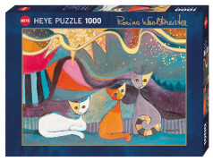 Puzzle Yellow Ribbon Standard 1000 Teile