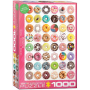 EuroGraphics Puzzle Berliner 1000 Teile
