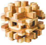 fridolin - IQ-Test Bambuspuzzle - Magic Blocks