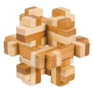 fridolin - IQ-Test in der Dose - Bambus-Konstrukt