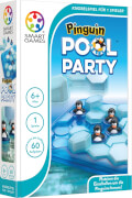 SMARTGAMES Pinguin Pool Party