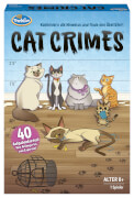 ThinkFun 76366 Cat Crimes