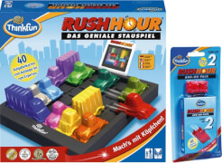 ThinkFun 763702 Rush Hour® inkl. Erweiterungskarten