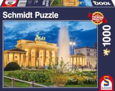 Schmidt Spiele Puzzle Brandenburger Tor Berlin 1.000 Teile
