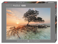 Puzzle Red Mangrove Standard 1000 Teile