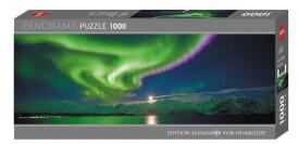 Puzzle Polar Light Panorama 1000 Teile