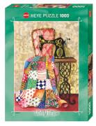 Puzzle Quilt Standard 1000 Teile