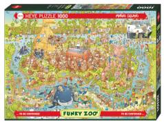 Puzzle Australian Habitat Standard 1000 Teile