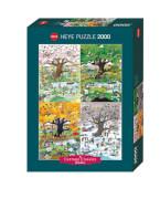 Puzzle 4 Seasons Standard 2000 Teile
