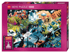 Puzzle Tim Burton Films Standard 1000 Teile