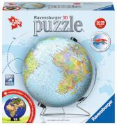 Ravensburger 11159 Puzzleball Globus deutsch 540 Teile