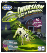 ThinkFun 76374 Invasion of the Cow Snatchers