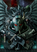 Winning Moves Puzzle Warhammer 40.000 (500 Teile)