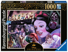 Ravensburger 14849 Puzzle: Snow White Heroines Collector's 1000 Teile