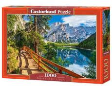 Castorland Braies Lake, Italy, Puzzle 1000 Teile