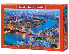 Castorland Aerial View of London,Puzzle 1000 Teile