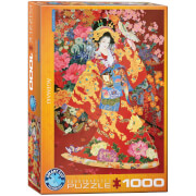 EuroGraphics Puzzle Agemaki von Haruyo Morita 1000 Teile