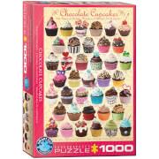 EuroGraphics Puzzle Schokoladen Cupcakes 1000 Teile