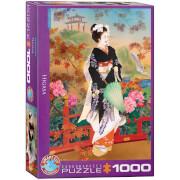 EuroGraphics Puzzle Higasa von Haruyo Morita 1000 Teile