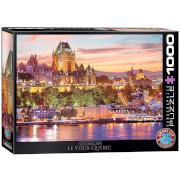 EuroGraphics Puzzle Ville de Québec 1000 Teile