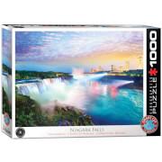 EuroGraphics Puzzle Niagarafälle 1000 Teile