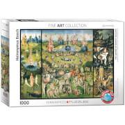 EuroGraphics Puzzle Der Garten der Lüste von Hieronimus Bosch 1000 Teile