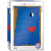 EuroGraphics Puzzle Ballerina II von Joan Miró 1000 Teile