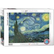 EuroGraphics Puzzle Sternennacht von Vincent van Gogh 1000 Teile