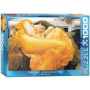 EuroGraphics Puzzle Flaming June von Frederic Leighton 1000 Teile