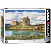 EuroGraphics Puzzle Eilean Donan Burg in Schottland 1000 Teile